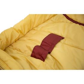 Carinthia G 180 Sleeping Bag M Women ruby/yellow